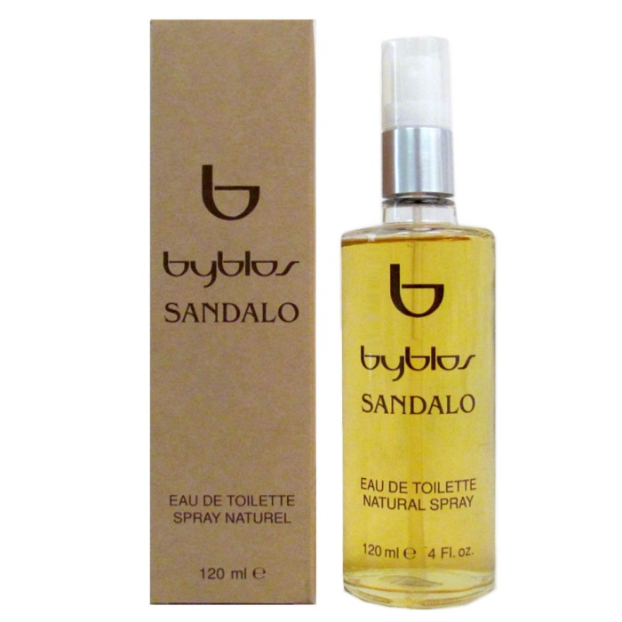 Byblos Sandalo Perfume by Byblos 4.0oz Eau De Toilette spray for women